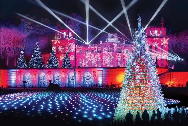 christmas light installers government buildings texas