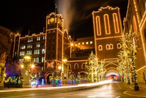 christmas light installers university texas
