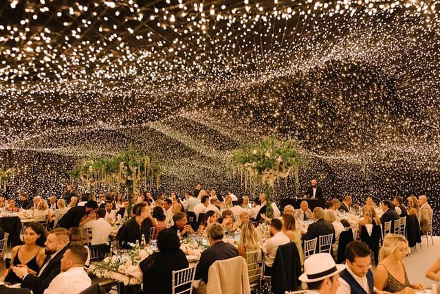 wedding reception lighting installers dallas fort worth tx